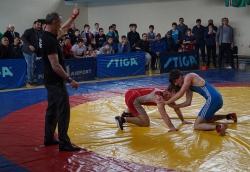 АБХАЗИЯ: В Сухуме открылся XXVI Международный турнир по вольной борьбе